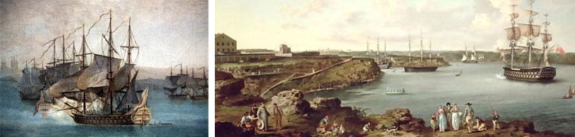geschiedenis-Menorca