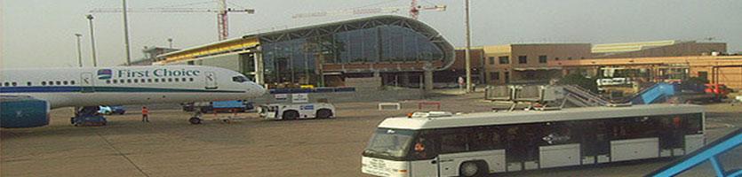 menorca vliegveld